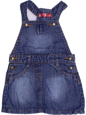 Vestido niña TISSAIA azul 12 meses verano #1243787_1