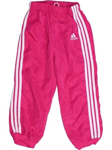 Sportswear fille ADIDAS rose 3 ans hiver #1244240_1