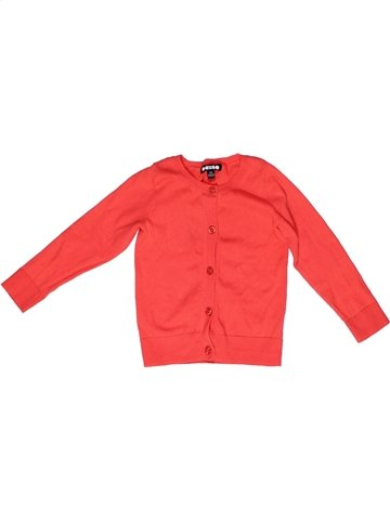 Gilet fille OOXOO rouge 3 ans hiver #1244503_1
