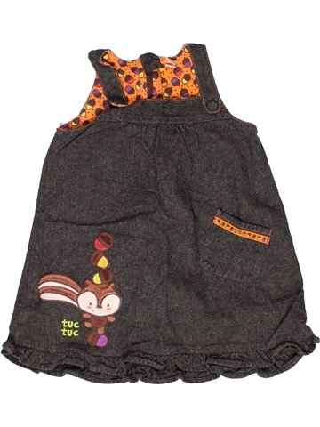 Robe fille TUC TUC gris 2 ans hiver #1244712_1