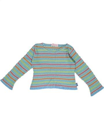 jersey niña CLAYEUX azul 6 años invierno #1244747_1
