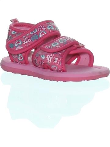 Sandalias niña NABAIJI rosa 25 verano #1244881_1