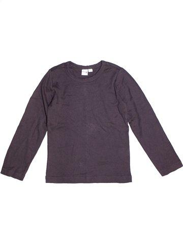 T-shirt manches longues garçon ALIVE gris 6 ans hiver #1246447_1