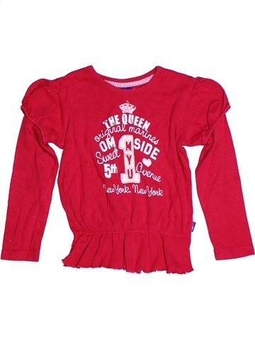 Camiseta de manga larga niña ORIGINAL MARINES rojo 6 años invierno #1247528_1