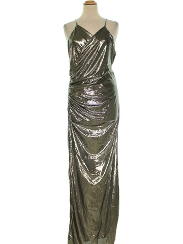 Vestido de noche mujer SANS MARQUE L verano #1247840_1