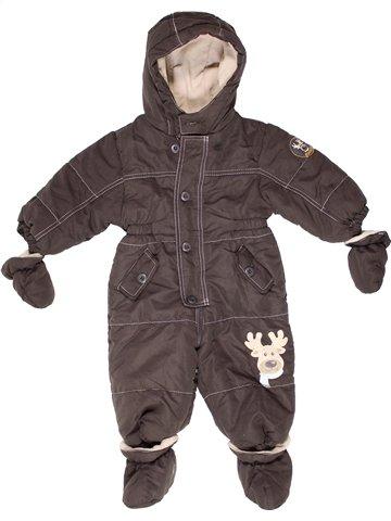 Combi-Pilote garçon C&A marron 18 mois hiver #1248311_1