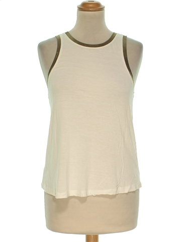 Camiseta sin mangas mujer RIVER ISLAND 38 (M - T1) verano #1249391_1