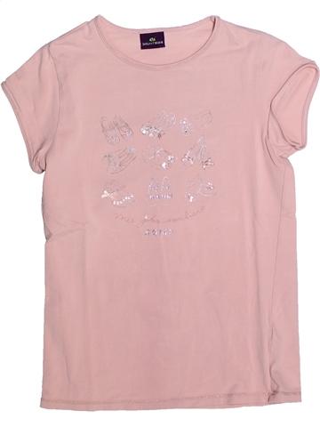 Camiseta de manga corta niña SERGENT MAJOR rosa 12 años verano #1251721_1