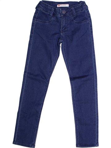 Jean fille LEVI'S bleu 8 ans hiver #1251905_1
