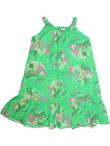 Robe fille KENZO vert 12 ans été #1252254_1