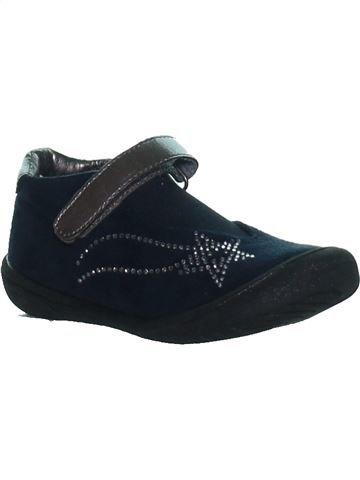 Zapatos con velcro niña MITZI azul oscuro 26 invierno #1252656_1