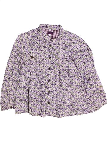 Blusa de manga larga niña MARÈSE rosa 10 años invierno #1252758_1
