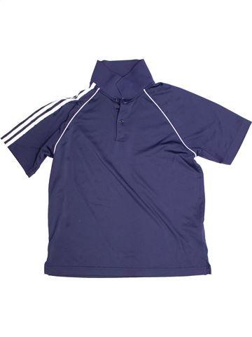 Sportswear fille ADIDAS bleu 14 ans été #1255871_1