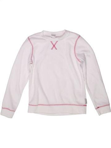 Sportswear fille QUECHUA blanc 10 ans hiver #1256009_1