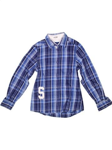 Chemise manches longues garçon TOM TAILOR bleu 12 ans hiver #1258008_1