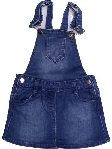 Vestido niña GEMO azul 3 años verano #1260841_1