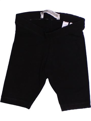 Legging niña OKAIDI negro 2 años verano #1261029_1