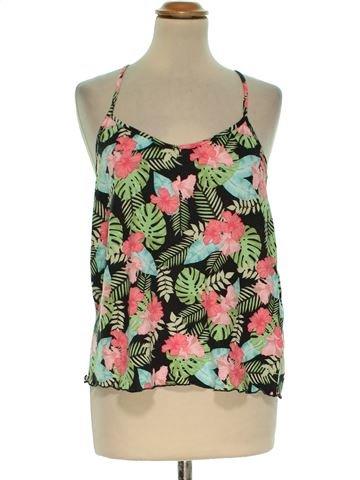 Camiseta sin mangas mujer H&M S verano #1261347_1