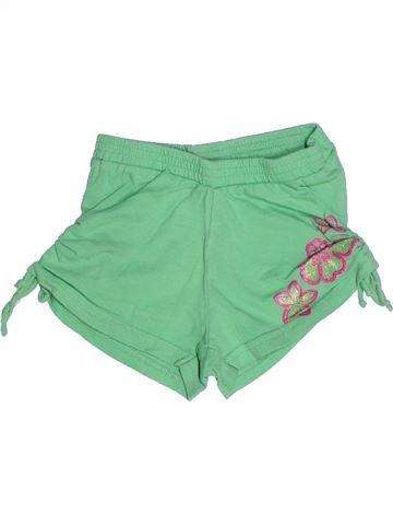Short - Bermuda fille ORIGINAL MARINES vert 2 ans été #1262208_1