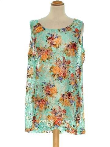 Camiseta sin mangas mujer ETAM 46 (XL - T3) verano #1262732_1