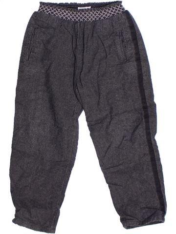 Pantalón niña BOUT'CHOU gris 3 años invierno #1262894_1