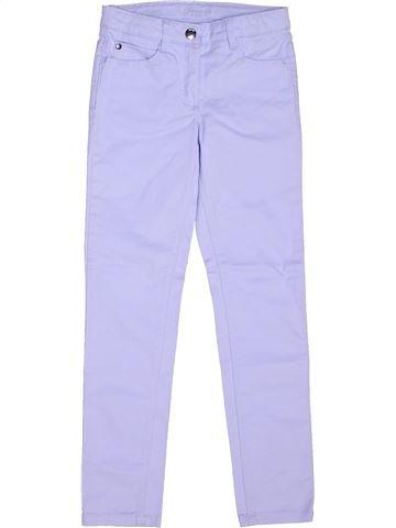 Pantalon fille JACADI bleu 6 ans hiver #1263179_1