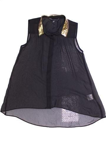Blusa de manga corta niña CANDY COUTURE negro 11 años verano #1263364_1