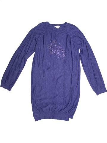 Tunique fille LH BY LA HALLE bleu 14 ans hiver #1263855_1