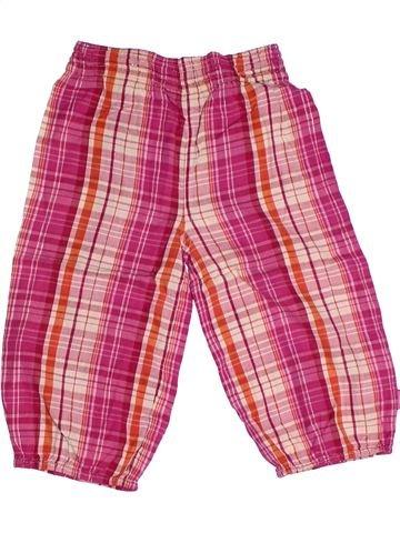 Pantalon fille PREMAMAN rose 2 ans été #1263937_1