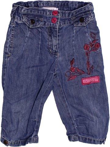 Pantalón corto niña LA COMPAGNIE DES PETITS violeta 3 años verano #1264231_1