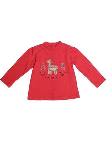 Camiseta de manga larga niña LA COMPAGNIE DES PETITS rojo 2 años invierno #1264551_1