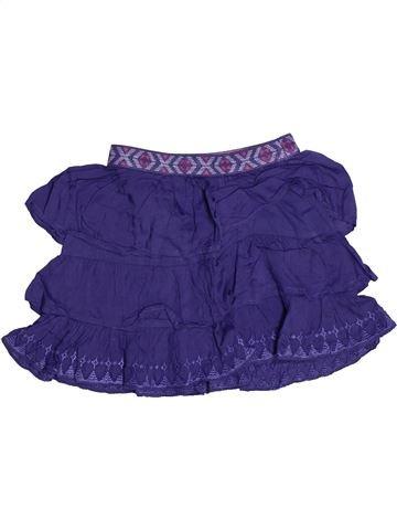 Falda niña LISA ROSE violeta 5 años verano #1264570_1