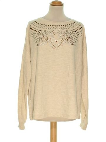Pull, Sweat femme ATMOSPHERE 44 (L - T3) hiver #1264600_1