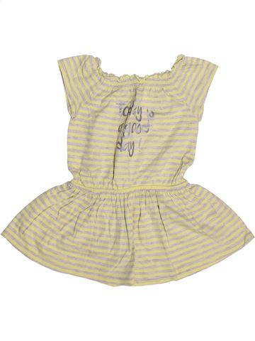 Vestido niña VERTBAUDET beige 3 años verano #1265079_1