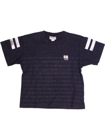 Camiseta de manga corta niño IKKS negro 6 años verano #1265166_1