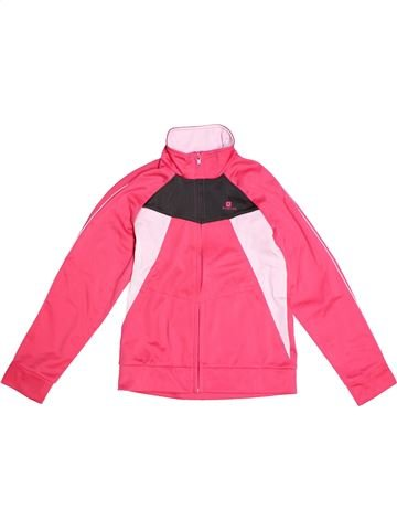 Sportswear fille DOMYOS rose 8 ans hiver #1265758_1
