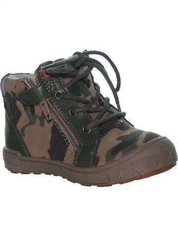 Zapatos con cordones niño VERTBAUDET negro 23 invierno #1267151_1