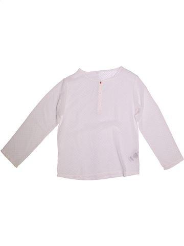 Blusa de manga larga niña LA COMPAGNIE DES PETITS blanco 10 años invierno #1267426_1