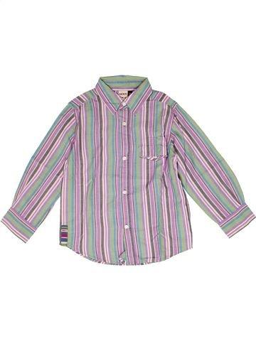 Camisa de manga larga niño IKKS gris 5 años invierno #1267508_1