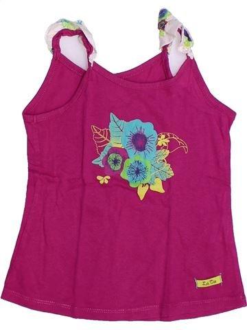 Camiseta sin mangas niña LA COMPAGNIE DES PETITS violeta 4 años verano #1267597_1
