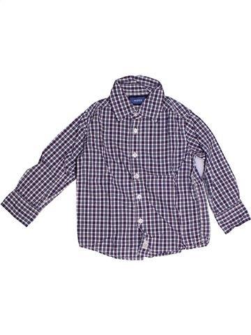 Camisa de manga larga niño MEXX violeta 3 años invierno #1267678_1