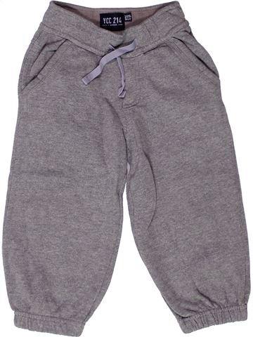 Pantalon garçon YCC-214 gris 2 ans hiver #1267688_1