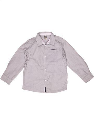 Camisa de manga larga niño TAPE À L'OEIL blanco 5 años invierno #1267805_1