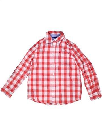 Camisa de manga larga niño CYRILLUS rosa 10 años invierno #1268257_1