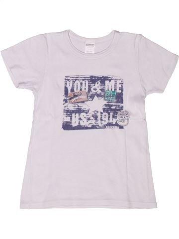 Camiseta de manga corta niño ABSORBA blanco 10 años verano #1268308_1