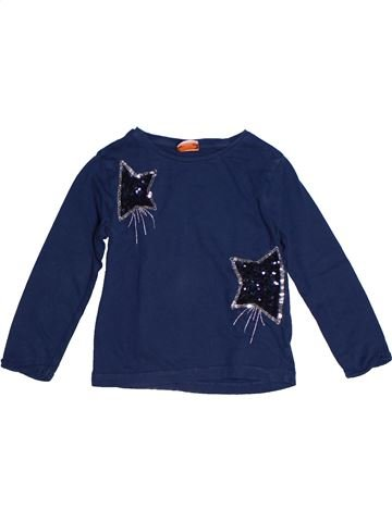 Camiseta de manga larga niña TAPE À L'OEIL azul 2 años invierno #1268353_1