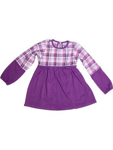Túnica niña ORCHESTRA violeta 5 años invierno #1269039_1