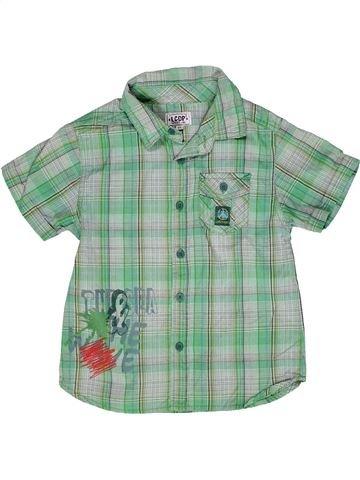 Camisa de manga corta niño LA COMPAGNIE DES PETITS verde 6 años verano #1269053_1