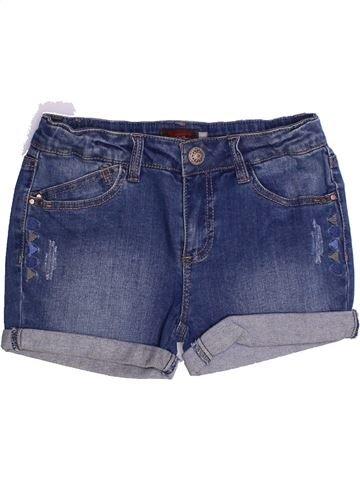 Short-Bermudas niña CATIMINI azul 10 años verano #1269128_1