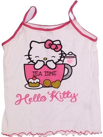 Camiseta sin mangas niña HELLO KITTY rosa 12 años verano #1269133_1